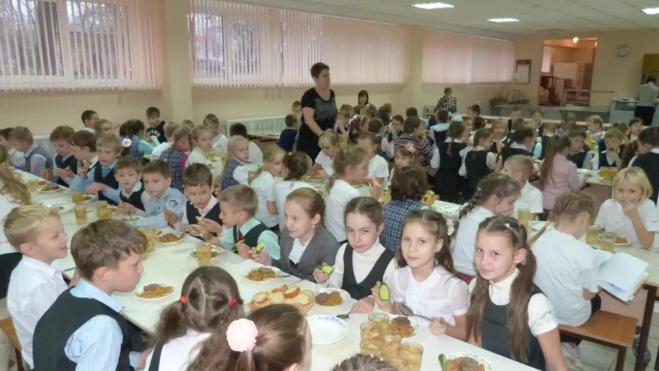 Кому положено бесплатное питание детей в школе