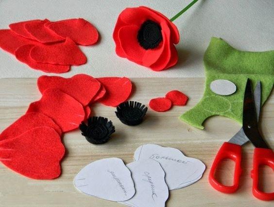 Цветы из бисера мастер классы, схемы и пошаговые фото и
