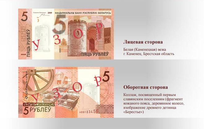 новый 1 рубль со знаком рубля