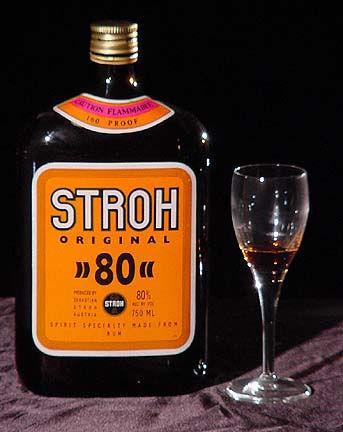 Алкогольный напиток шило