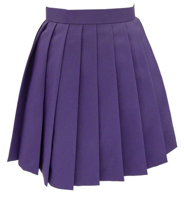 Выкройка японской школьной юбки