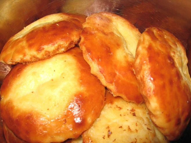 Сибирские шанежки рецепт