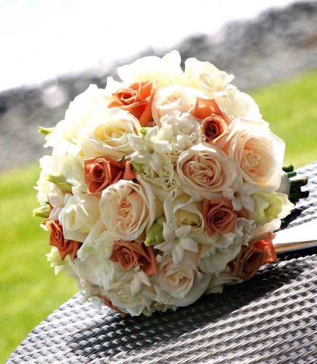 Букет для дочери на свадьбу где купить цветы теплицы екатеринбург