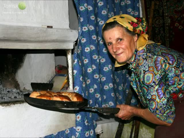 любительские фото бабушек