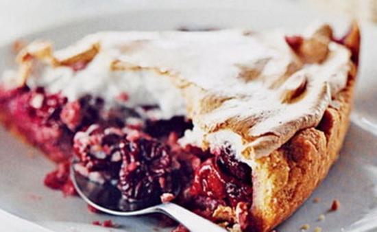 Рецепт вишневого пирога от юлии высоцкой