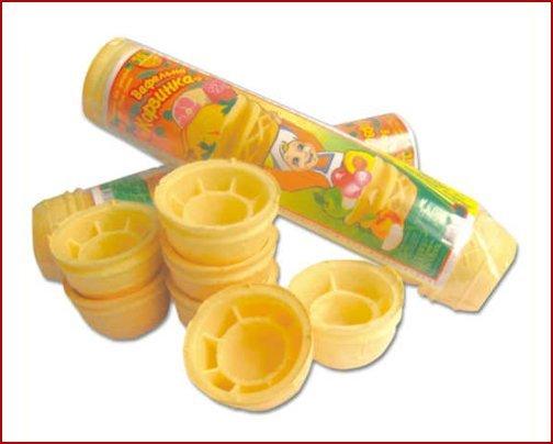 Вафельные печенья в вафельнице рецепт пошагово 16