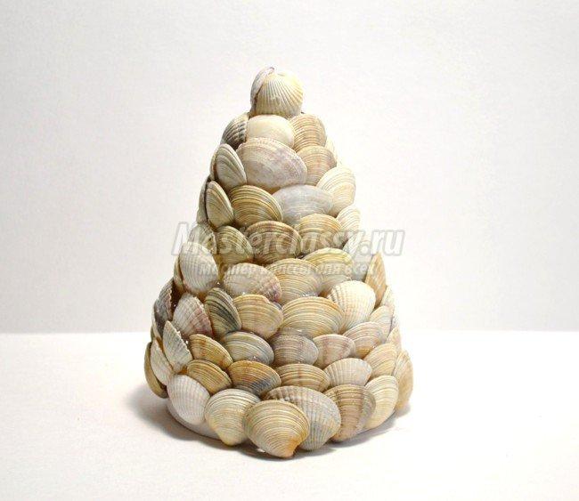 новогодние украшения из природных материалов