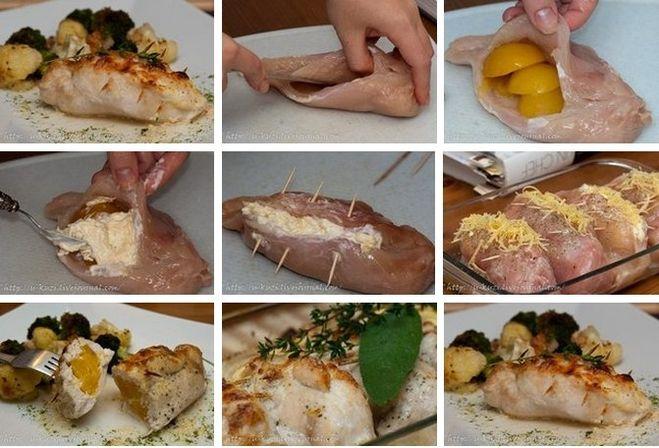 Что можно сделать из куриной грудки рецепты