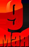 """надпись """"9 мая"""" ко дню Победы изображение с прозрачным фоном"""