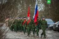 Парад на дому для ветеран ВОВ Михаила Семёновича Кугелёва