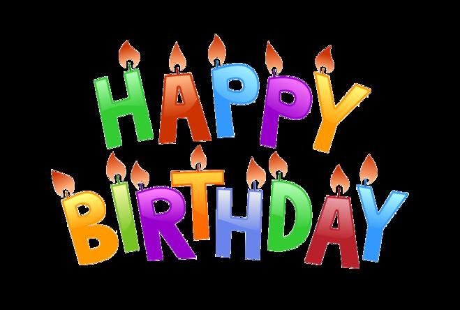 Как красиво написать happy birthday
