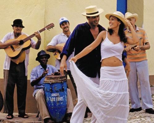 the rich culture of latin america