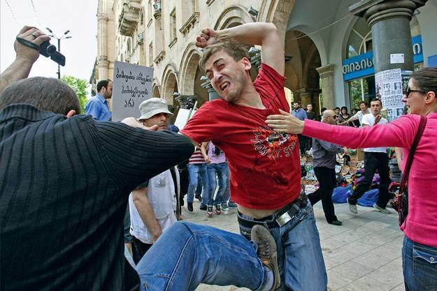 гей-парад в Грузии