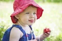 с какого возраста можно давать ребенку клубнику