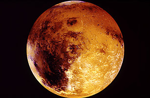 Mars asteroid antarctica