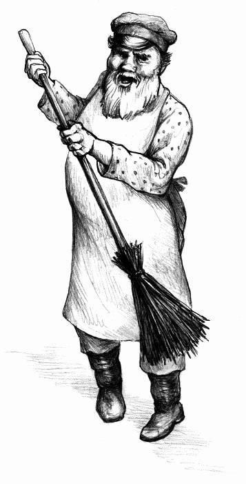 Пушкин работал бы дворником, А Архимед - сантехником