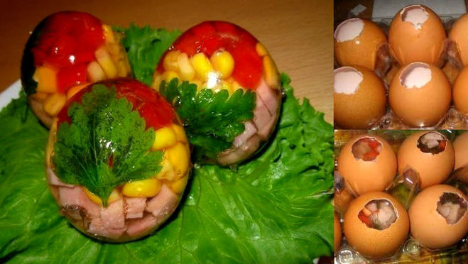 Детские блюда год петуха
