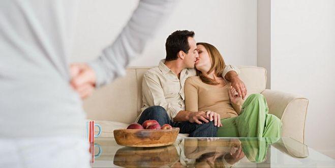 супружеская измена, как вести себя дочери
