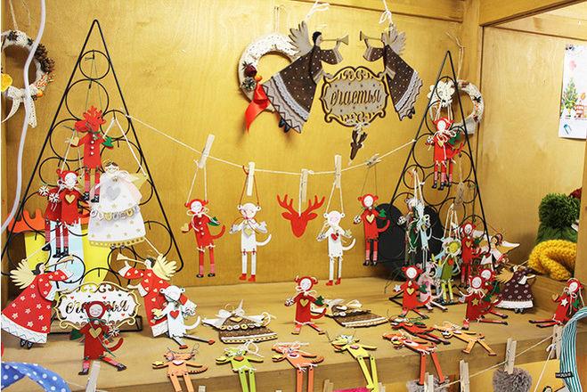 Где и когда пройдут Новогодние, Рождественские ярмарки, базары в Новосибирске 2016/17?