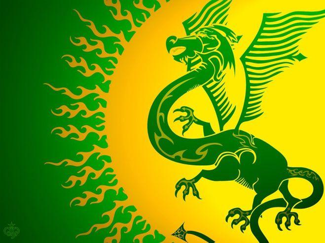 год дракона 2024
