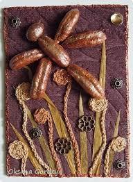 Поделки из косточек фиников своими руками 61