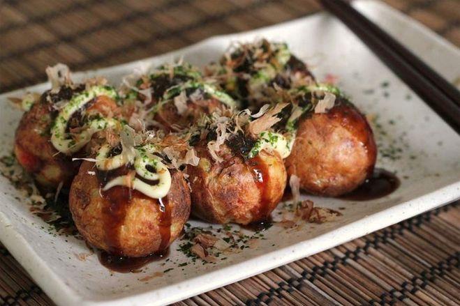 Японская кухня рецепт
