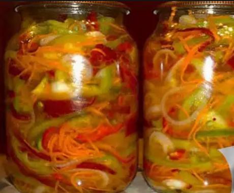 Салат из огурцов под водочку на зиму рецепт