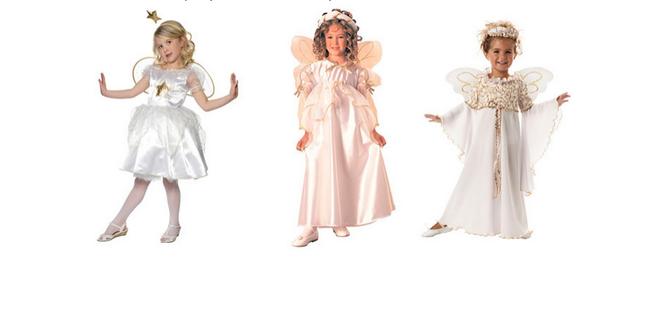 Ангелочки костюм своими руками