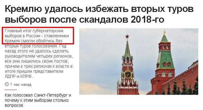 ставленники Кремля, выборы 2019, выборы 2020