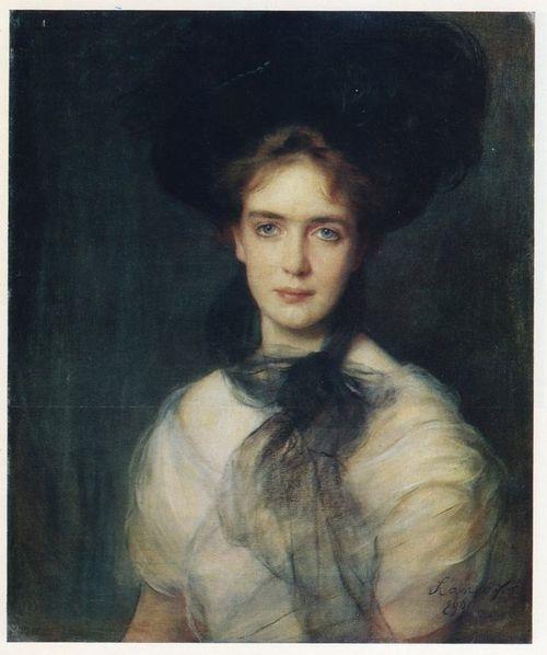 Портрет баронессы фон Дигрардт