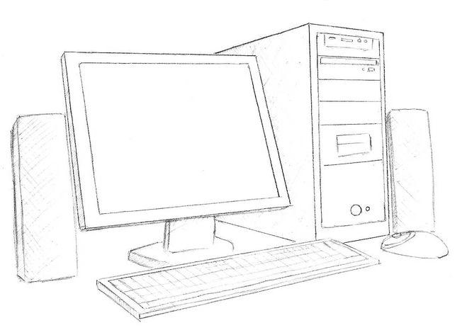 Как сделать простой компьютер фото 926