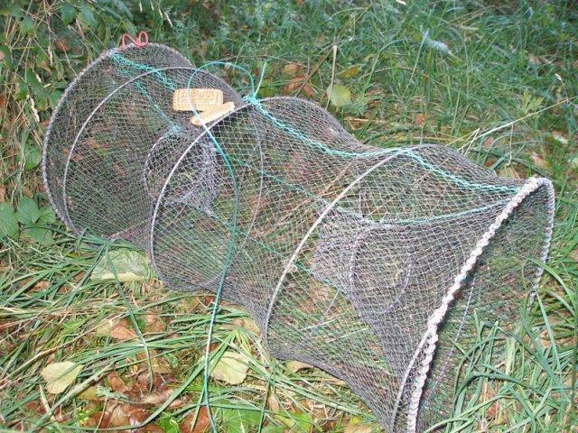 Как сделать морду для ловли рыбы своими руками фото 3
