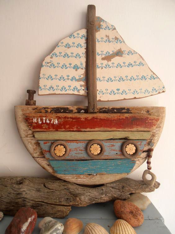 поделка кораблик своими руками на 23 февраля
