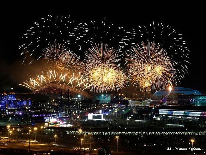 Когда закрытие олимпиада 2014 в сочи