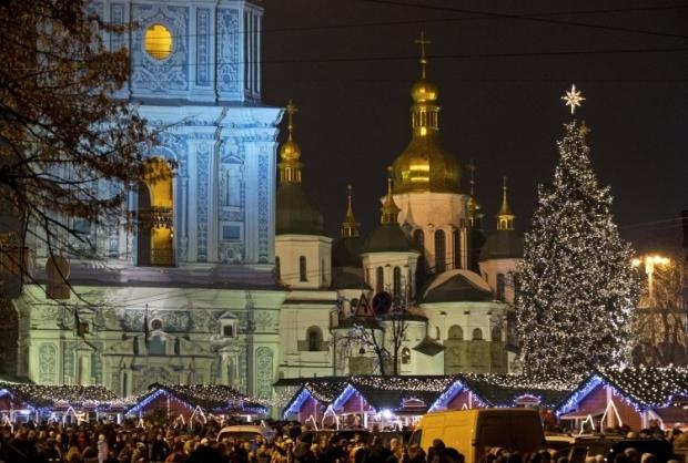 Куда сходить в Киеве в новогодние праздники до и после Нового Года 2017??