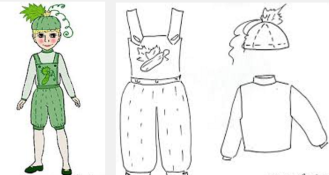 Как сделать костюм оленя фото 384