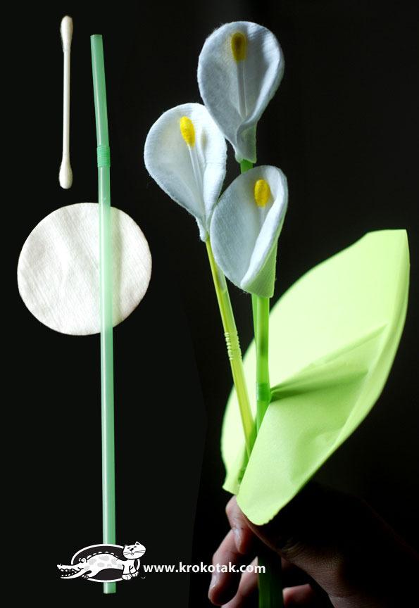Подарки  из конфет и живых цветов 171