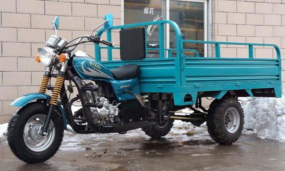 96Трицикл с кузовом