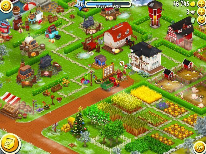 как в игре hay day заработать быстро денег