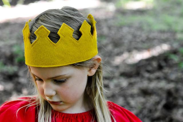 корона из фетра своими руками
