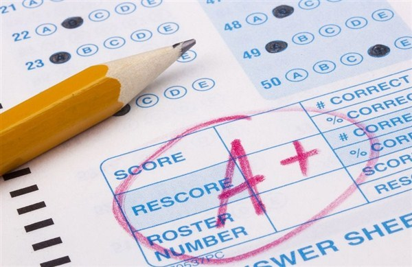 оценки в школах США