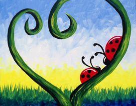рисунок с сердцем