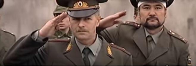 Господа офицеры