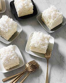 кокосовая выпечка на  десерт