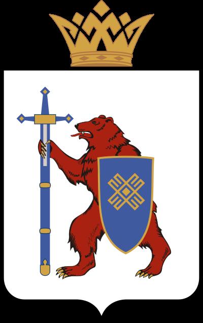 Герб республики Мэрий Эл