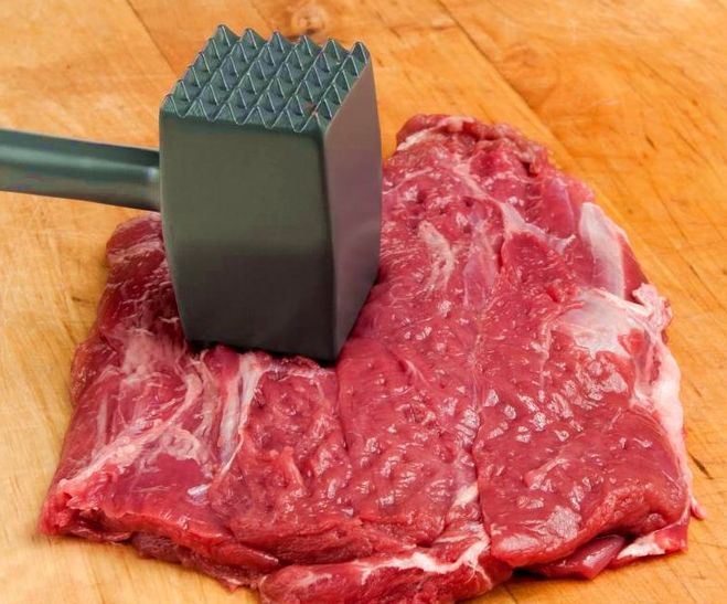 Как сделать жёсткое мясо для шашлыка мягким и сочным