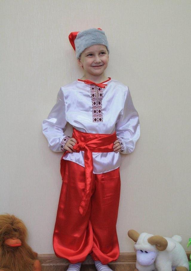 Костюм украинского казака для мальчика фото 288