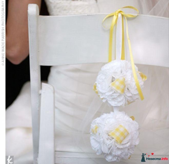 Как украсить стул на свадьбу своими руками