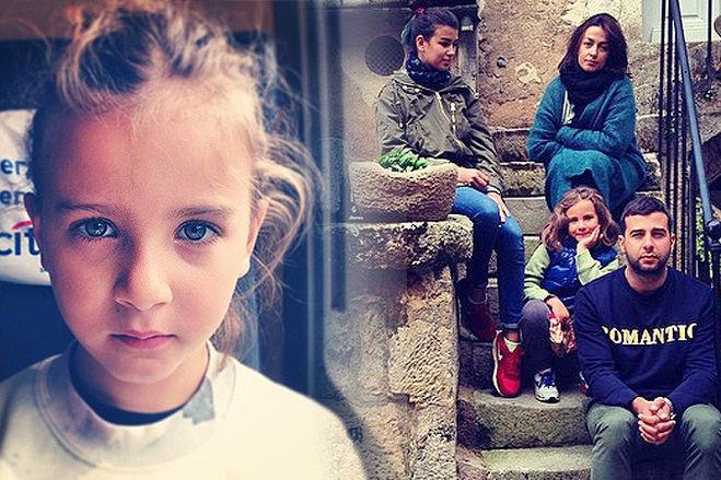 Фото детей натальи кикнадзе