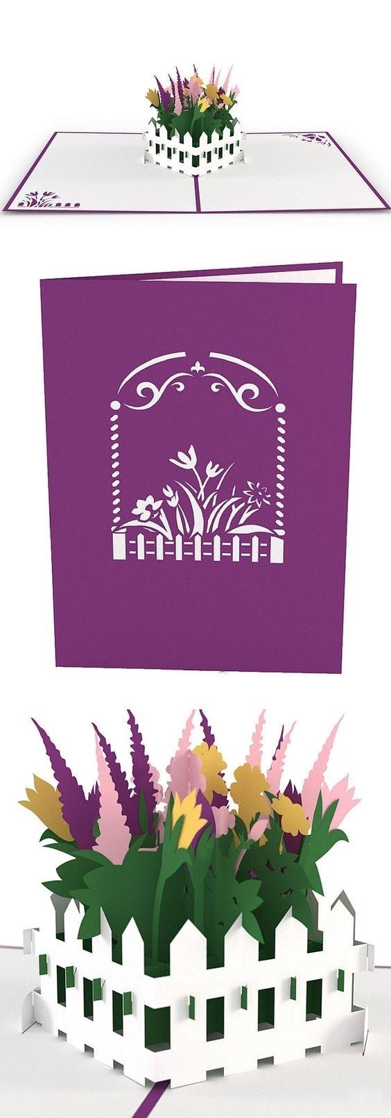 pop up объемная открытка